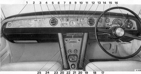 Dbd schema SS vlnr rolls royce silver shadow dashboard 1999 Rolls-Royce at bayanpartner.co