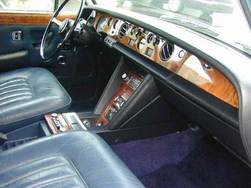 Rolls Royce Silver Wraith Interior Rolls-royce Silver Shadow