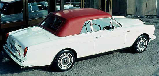 Royce Royce >> Rolls-Royce Corniche III