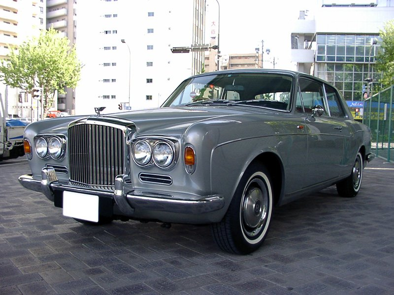 Bentley Corniche 2d Saloon