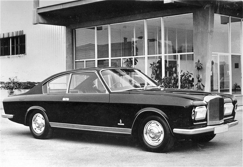 Bentley T Pininfarina Coup 233
