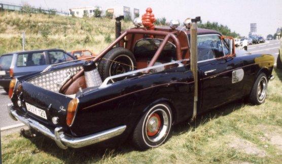 Rolls Royce Silver Shadow Pick Up