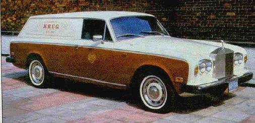 Rolls Royce Silver Shadow Estate