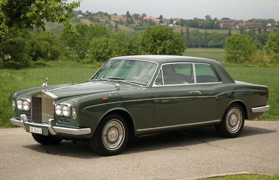 Rolls-Royce Silver Shadow - Colours